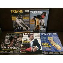 7 Revistas Tatame Jiu Jitsu Mma Muay Thai Boxe Ufc