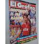 Revista El Gráfico 3656 1989 Nueva Chicago; Maradona
