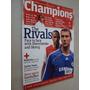 Revista Futebol Champions 2006 Tabela Champions League