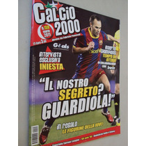 Revista Futebol Calcio 2000 159 2011 Especial Europe League