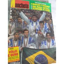 # Capas Revista Manchete + Veja Volei 1992- Olimpíadas