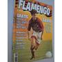Revista Futebol Flamengo 21 1997 Poster Excursão Europa 97