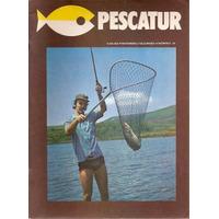 Revista: Pescatur Nº 19 - A Pesca Como Esporte - Pescarias