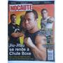 Nocaute N° 16 - Maio 2004 - Jiu-jitsu Se Rende À Chute Boxe