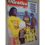 Revista El Gráfico 4087 02/1998 France 98; Jamaica; Maradona