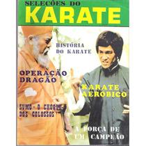 Revista Seleções Do Karatê Nº 1