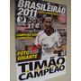 Revista Poster Corinthians Campeão Brasileiro 2011 Aa