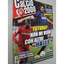 Revista Futebol Calcio 2000 171 2012 Eurocopas 1992 & 1996