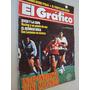 Revista El Gráfico 3488 1986 Maradona; Copa Libertadores