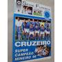 Revista Poster Cruzeiro 1996 Campeão Mineiro