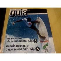 Revista Encarte Fluir Guia De Pranchas Nº116