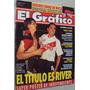 Revista El Gráfico 3919 1994 Poster Independiente Campeão