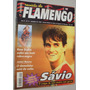Revista Futebol Flamengo 11 1996 Flavio Costa; Carpegiani