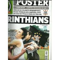 Lance - Revista Poster Corinthians Campeão Brasileiro 2011