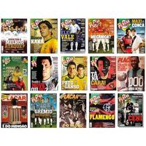 Dvd Revistas Placar Várias Edições