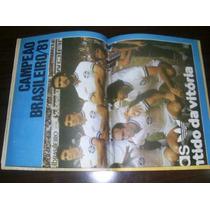 Gremio Placar Campeão Brasileiro 1981 Com Poster Gigante