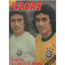 Placar Nº 164 - 4.03.73 - Pôster Da Ponte Preta De Campinas