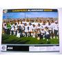 Miniposter Asa América Amazonas Campeão 2009 Placar Fret Gra