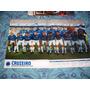 Poster Placar Cruzeiro Campeão Mineiro 2004