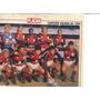 Placar 1012 Miniposter Do Vítória Campeão Baiano De 1989