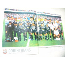 Poster Corinthians Campeão Paulista 2003 Placar Frete Gratis