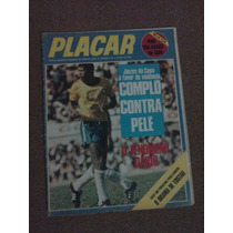 Placar Nº 05 - 17/04/1970 - Poster Gerson (brasil)