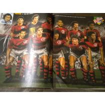 Poster Flamengo Melhor Time Todos Os Tempos Revista Placar