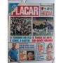 Revista Placar 1007 São Paulo Corinthians Flamengo Guarani
