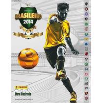 Campeonato Brasileiro 2014 Livro Ilustrado