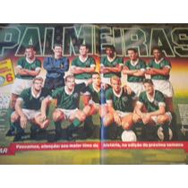 Poster Melhor Palmeiras De Todos Os Tempos Placar