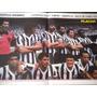 Poster Atlético Mineiro Campeão Primeiro Turno 1985 Placar