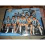 Poster Grêmio Campeão Libertadores 1995 (placar)