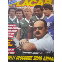 Revista Placar 2 Posters Melhor Flamengo E Éder