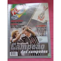 Corinthians- Revista Campeões Dos Campeões-edição Especial