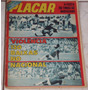 Revista Placar Nº 85 - Out/1971 - Pôster Reyes Flamengo
