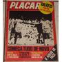 Revista Placar Nº 361 - Mar/1977 - Pôster Seleção Brasileira