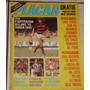Revista Placar Nº 397 - Dez/1977 - Pôster Santos