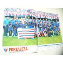 Poster Fortaleza Campeão Cearense 2003 Placar Frete Gratis