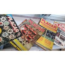Revista Placar - Várias De 1979 A 1989.