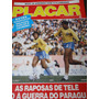 Revista Placar Musas Do Volei Seleção Brasileira Paraguai