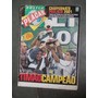 Poster Placar - Timão Campeão Paulista 2001 - Corinthians