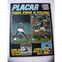 Placar N 197 Poster Recordes 1973 Jornal Pelé Santos Grêmio