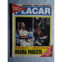 Placar Nº 912 - Ano 1987 - Não Tem Os Posters