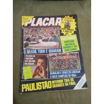 Revista Placar 1979 Numero: 468