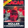 Placar Nº 804 - 18.10.85 - Pôster Do Fluminense E Tabela