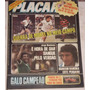 Revista Placar Nº 464 - Mar/1979 - Palmeiras, Guarani