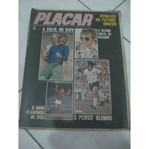 Revista Placar Número 210 Ano 1974 Félix Zico Muller