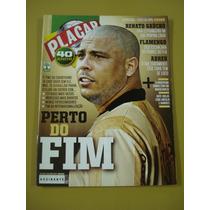 Revista Placar Ronaldo Zico Abreu Lincoln Ano 2010 N°1347