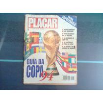Revista Placar Guia Da Copa De 94