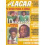 Placar Nº 365 - 1977 - Poster Gil Do Botafogo